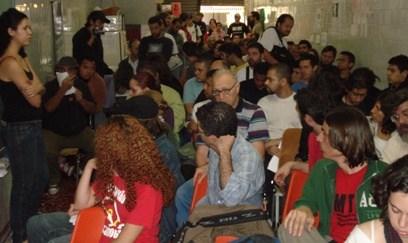 segundo encontro Pró-FASP (OASL), 2009, realizado no Espaço Ay Carmela